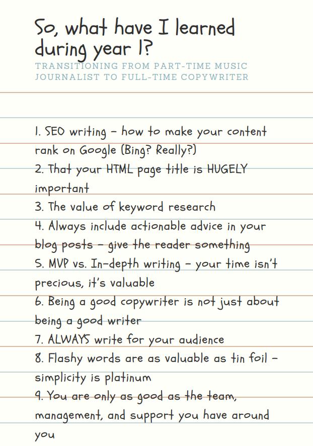 How Do I Become A Copywriter? Journalism To Copywriting