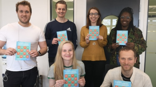 We Played BrightonSEO Bingo To Raise Money For Young Enterprise