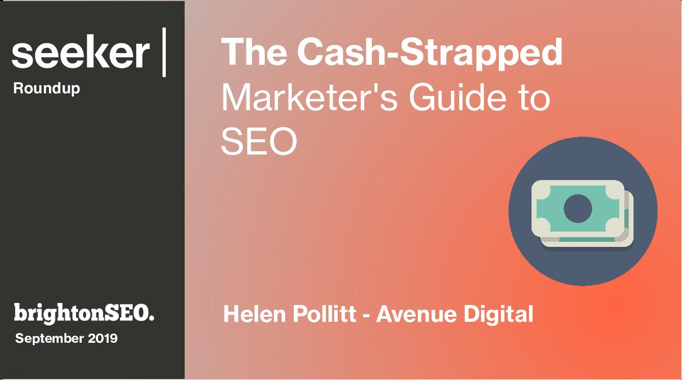 The Cash-Strapped Marketer