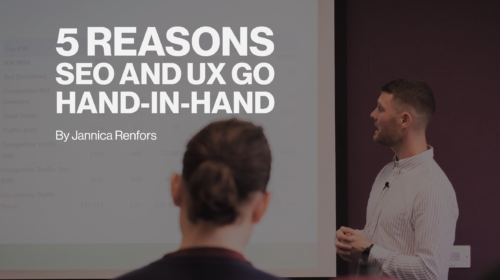 5 Reasons SEO And UX Go Hand-In-Hand