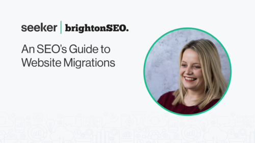 SEO Manager, Faye Watt, gives her expert advice on web migration.